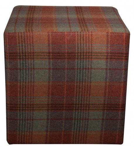JASPER Classic Cube Footstool