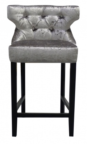ADONIS BAR  Stylish Deep Buttoned Barstool