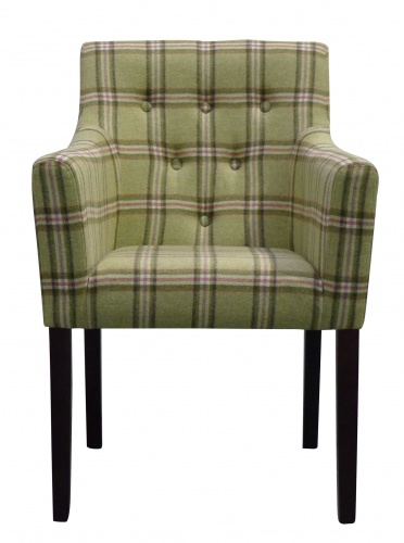 SOHO Luxury Button Back Arm Chair