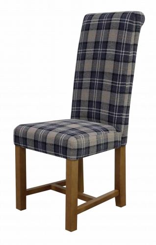 STRATFORD ROLL  Classic Country Dining Chair