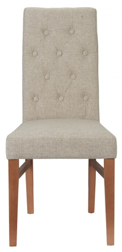 CRUZ Modern Button Back Dining Chair