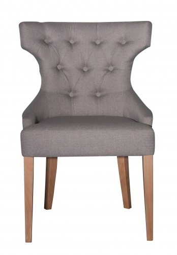 ADONIS DINING  Sophisticated Wing Back Dining Chair