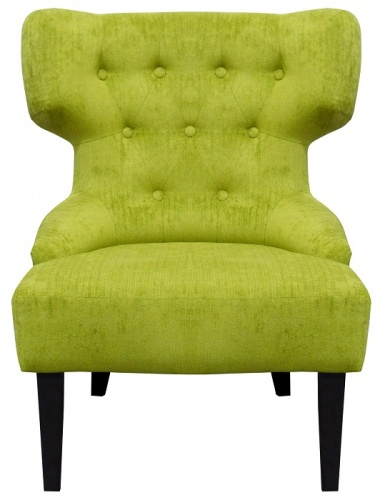 ADONIS  Sophisticated Wing Back Occasional Chair