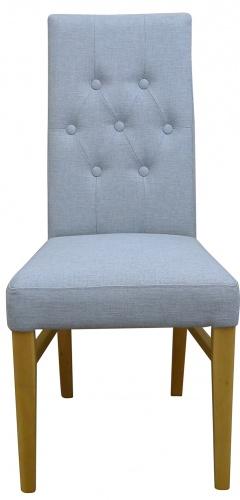 SANTA Modern Button Back Dining Chair