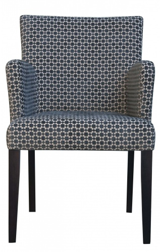 CARNABY  Elegant Compact Arm Chair
