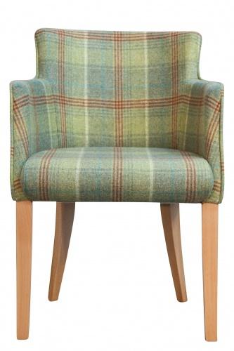 TORINO Elegant Compact Tub Chair