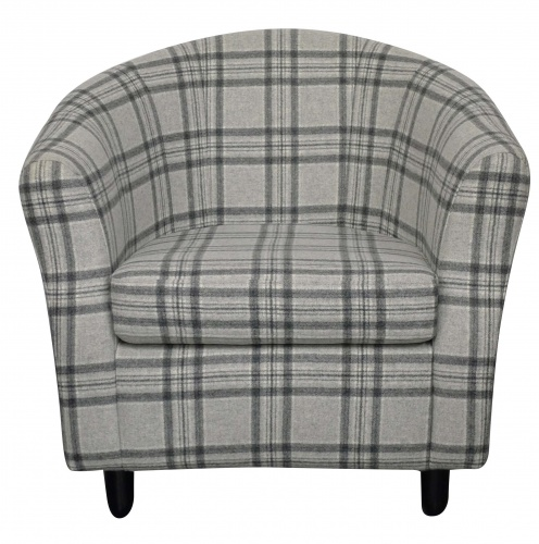 DIVA Luxury Curve Back Tub Chair