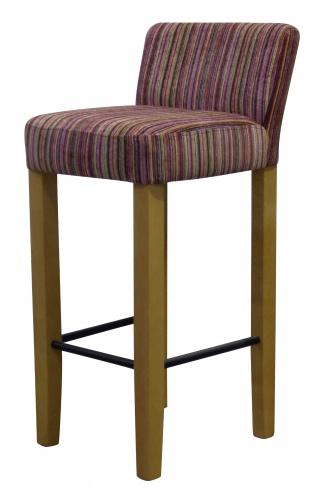 HARROW BAR Contemporary Low Back Barstool