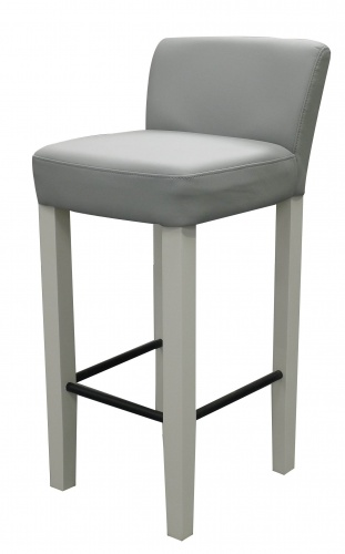 HARROW BAR Contemporary Low Back Barstool