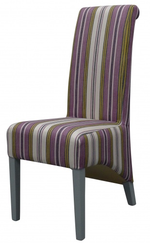 SELBOURNE Modern Rollback Dining Chair