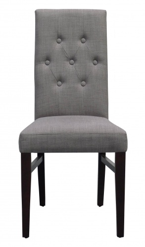 SANTA Modern Button Back Dining Chair