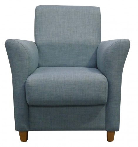 PORTO Graceful Refined Armchair