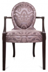 CHELSEA Magnificent Spoon Back Arm Chair