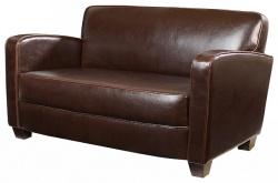 ROMA 2  Classic Retro Style 2 Seater Sofa