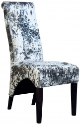 JAZZ Chic Contoured High Back Dining Chair